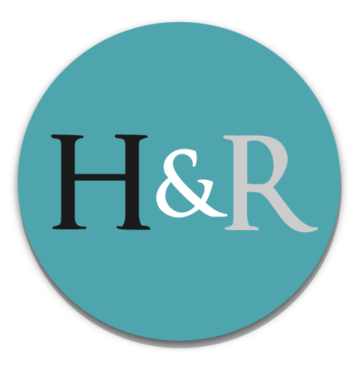 HOMES & Renos 4 Living Logo