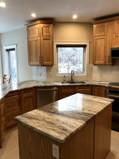 Kitchen Renovation Contractors Edmonton