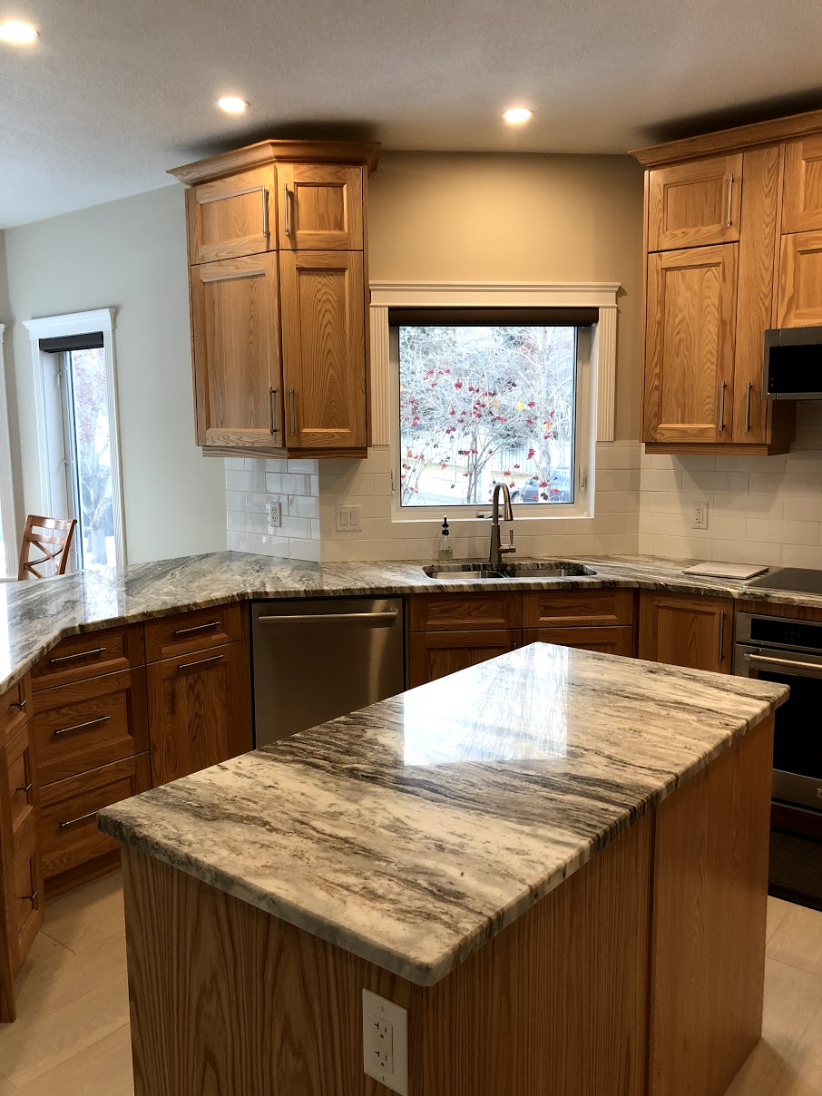 Kitchen Renovation Contractors Edmonton