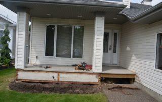 Deck Builder Edmonton